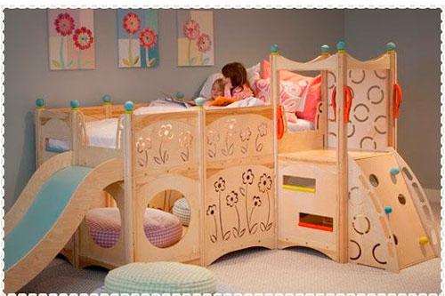 дизайн комнаты для девочек 13