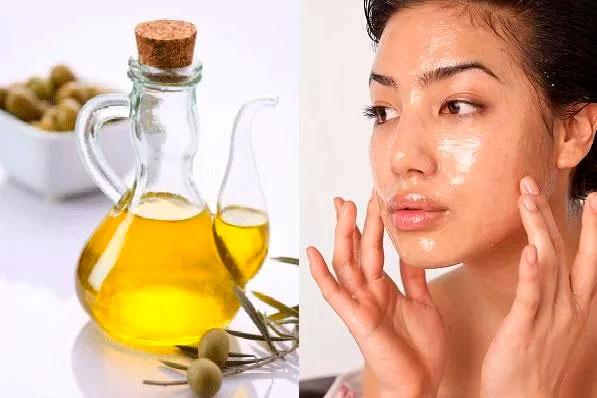 Маски для лица с оливковым маслом 1