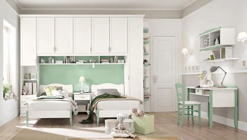 комната для двух девочек фото 9