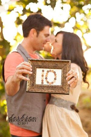 идея как отметить годовщину свадьбы в 1 год
