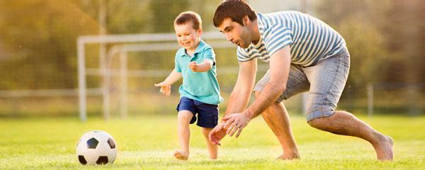 Роль отца в воспитании сына в семье