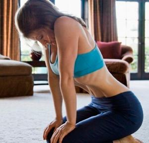 Дыхательные упражнения для похудения живота и боков для женщин и мужчин