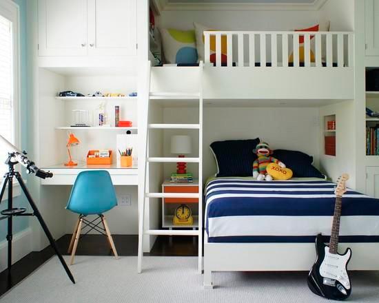 необычная мебель в детскую комнату