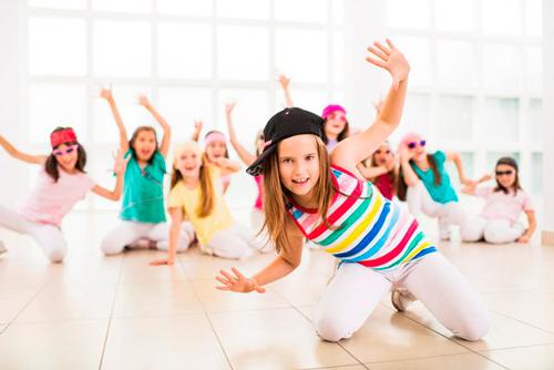 Стихи про танецы для детей: хип-хоп