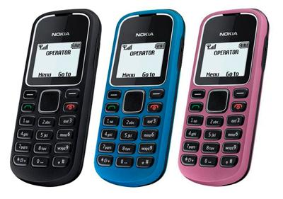 nokia-1280 телефон для первоклассника