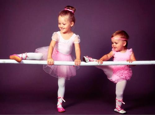 Стихи про танецы для детей: балет