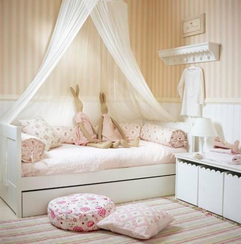 комната для ребенка в стиле Прованс