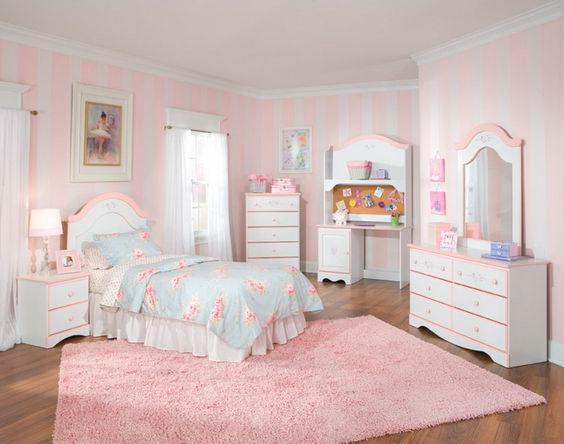 цвет в комнате ребенка
