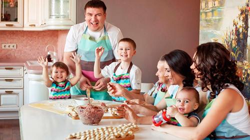 лучшие семейные традиции