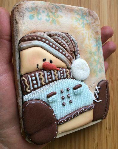 фото печенья на новый год
