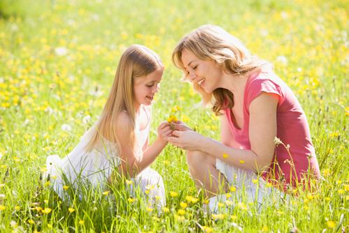 добрые стихи о маме для детей