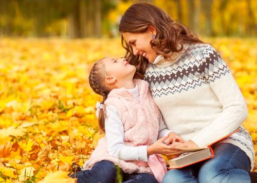 стихи о маме для детей 6-9 лет
