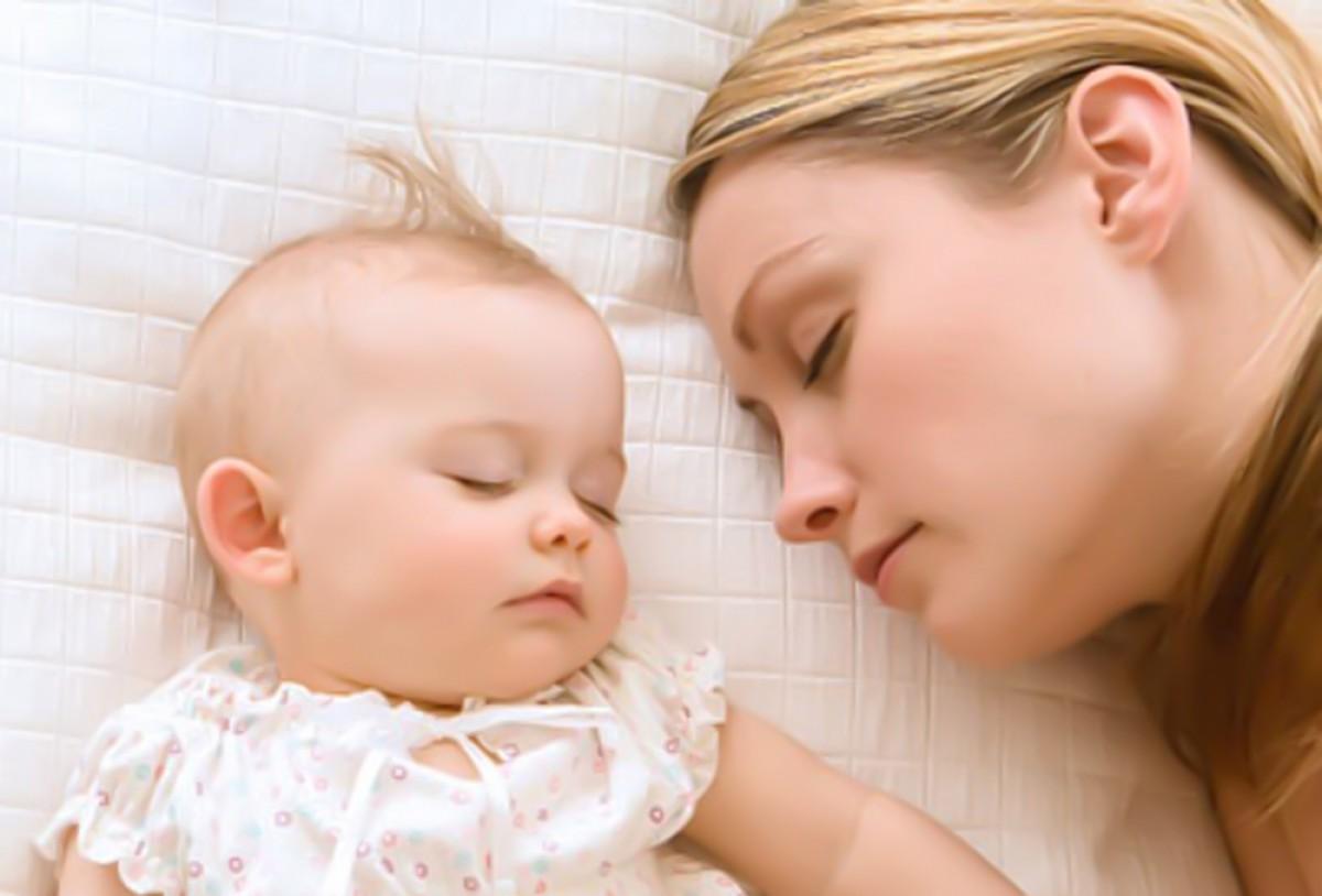 мама устает от ребенка что делать 3