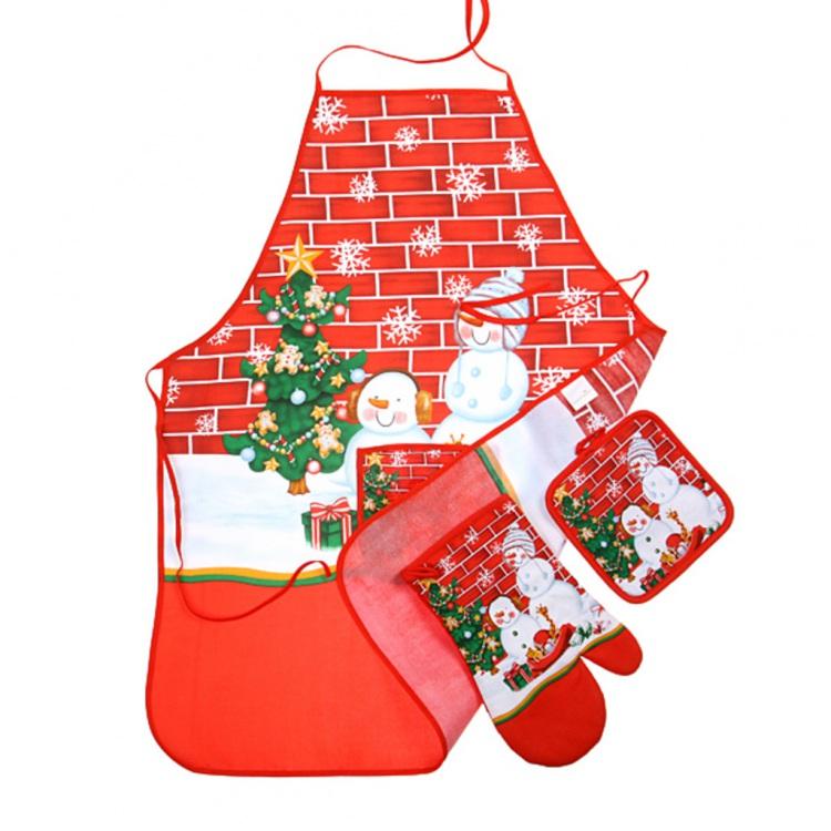 Какой подарок подарить маме на Новый год 2018: фартук