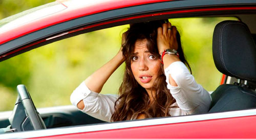 как побороть страх вождения автомобиля новичку