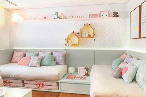 бежевая комната для ребенка 5