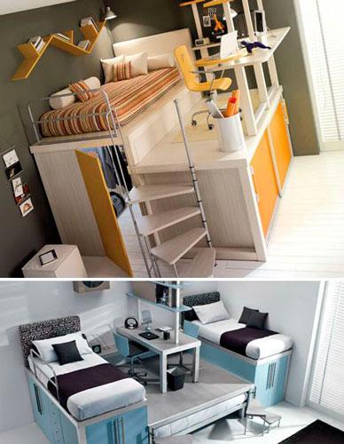 мебель в детской комнате 1