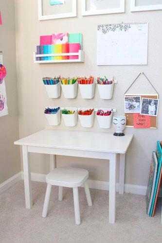 Как расставить мебель в детской комнате 5