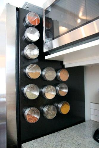 Порядок на кухне: хранение специй 3