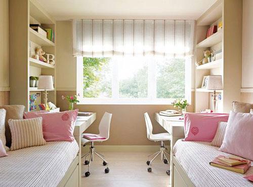как правильно раставить мебель в детской 5