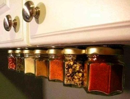Порядок на кухне: хранение специй 4