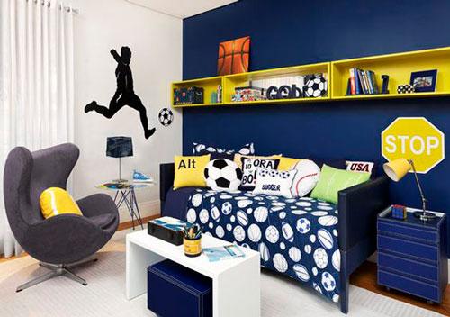 как расставить мебель в комнате у ребенка