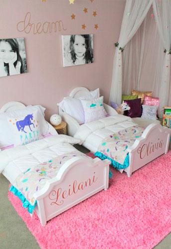 план расположения мебели в детской 5