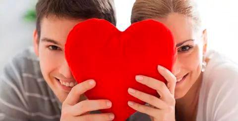 как сфотографироваться с парнем на день святого Валентина