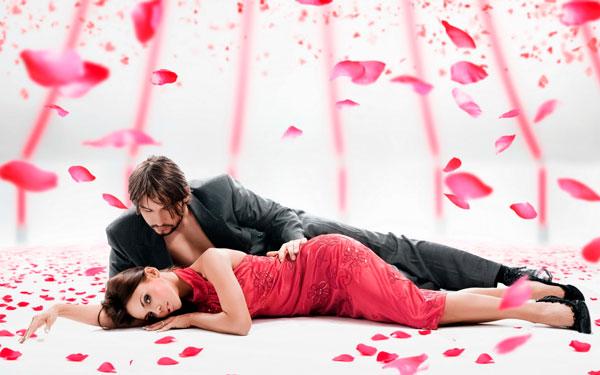Фотоссесия с сердечками на день святого Валентина