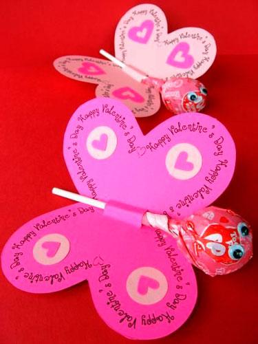 валентинка подарок для детей