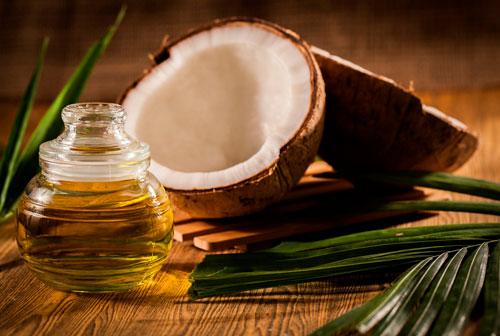 как приготовить кокосовое масло для маски