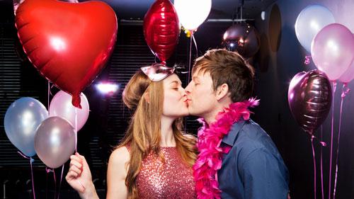 романтическая фотосессия на день святого Валентина