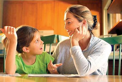 как подружиться со своим ребенком