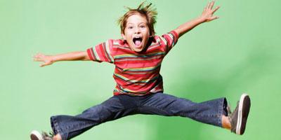 что делать если ребенок гиперактивный