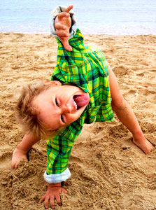 как быть с гиперактивным ребёнком