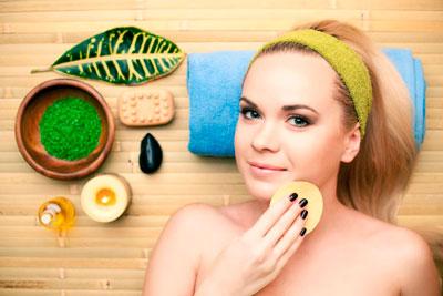 скраб для сухой кожи лица в домашних условиях