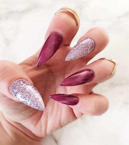 новый дизайн ногтей в 2018 году