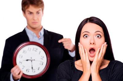 как стать пунктуальной