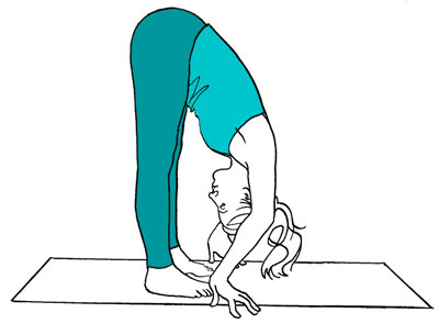 йога после рождения ребенка: расстяжка 2
