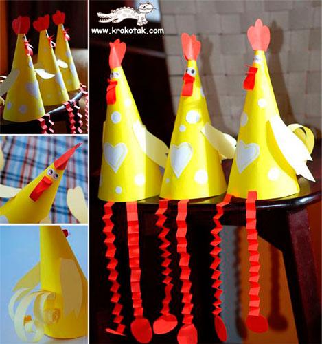 цыплята на Пасху 4