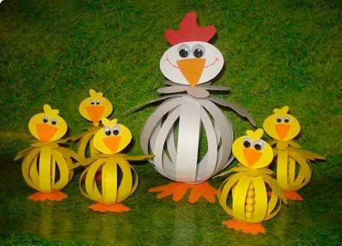 цыплята на Пасху 7