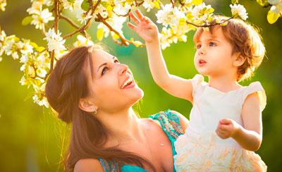 детские загадки про маму