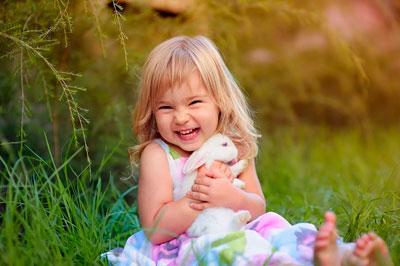правильное воспитание девочек в семье