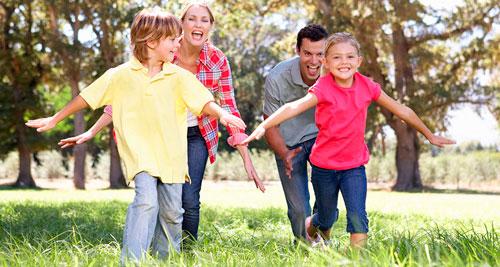 дети и родители, а также их проблемы