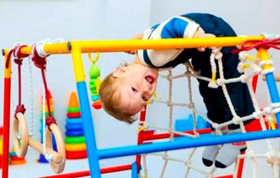 физическое воспитание для малышей