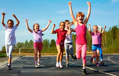 физическое воспитание мальчиков и девочек дошкольного возраста
