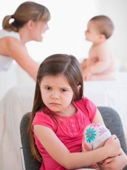 как бороться с ревностью после появления второго ребенка в семье