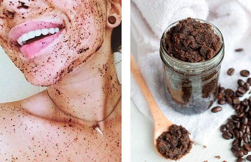 Рецепты скраба из кофе и масел от целлюлита