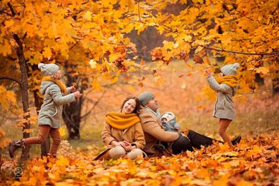 Народные приметы осени для детей и взрослых