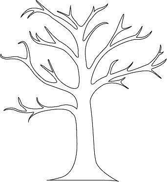 Шаблоны листьев для вырезания из бумаги для детей дошкольного возраста
